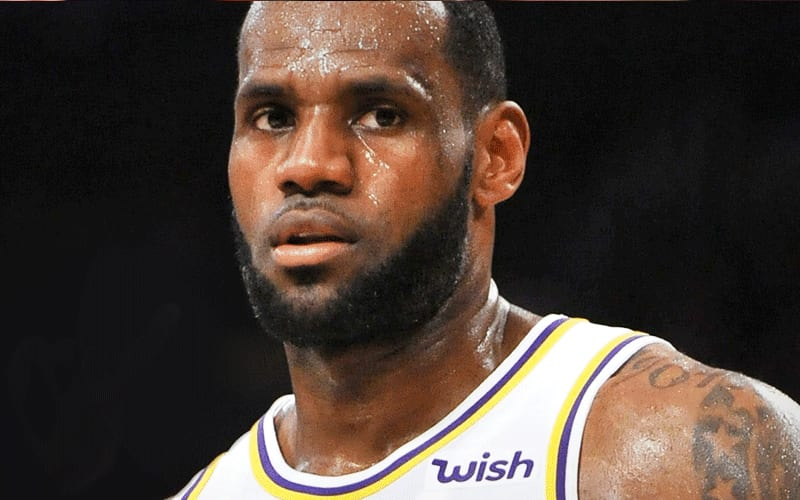LeBron James Reveals The Worst Injury He's Ever Received In His Career