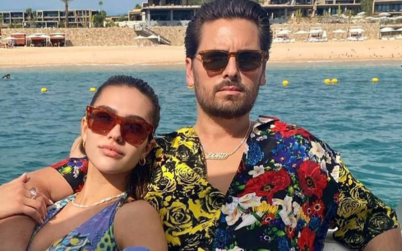 Scott Disick Won't Stop Spending Money On Girlfriend Amelia Hamlin
