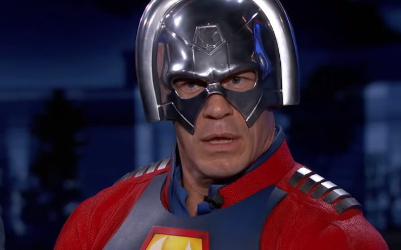James Gunn Jokes Peacemaker Season 2 Won't Happen Because John Cena Keeps Stealing Costume