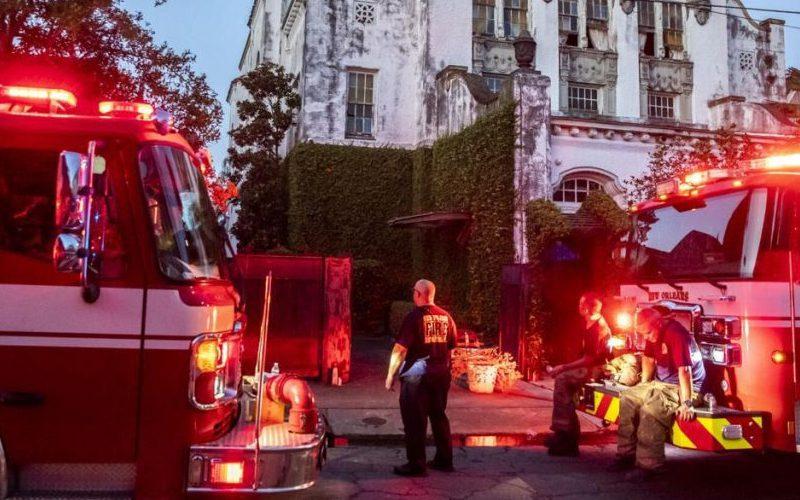 Beyoncé & Jay-Z's $3 Million Dollar Mansion Catches Fire