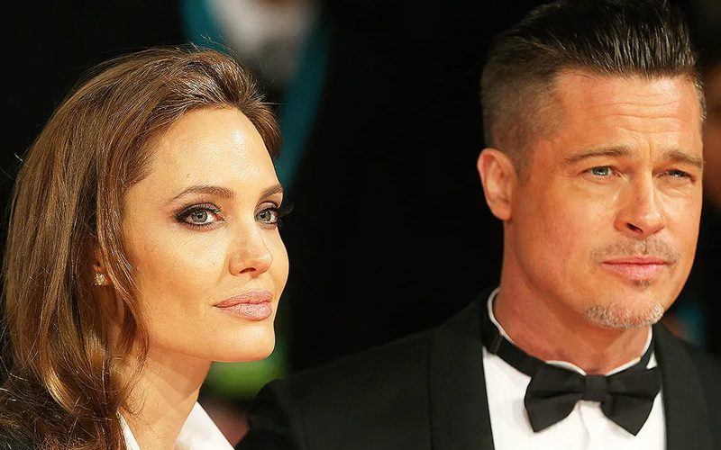 Angelina Jolie Sells Ownership Of $164 Million French Estate After Agreement With Brad Pitt