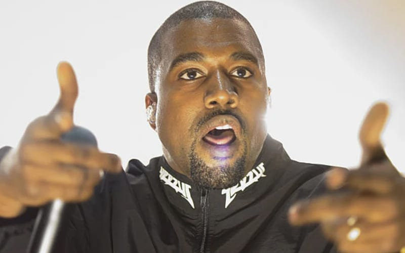Kanye West's Donda Academy Website Crashes With Influx Of Applications
