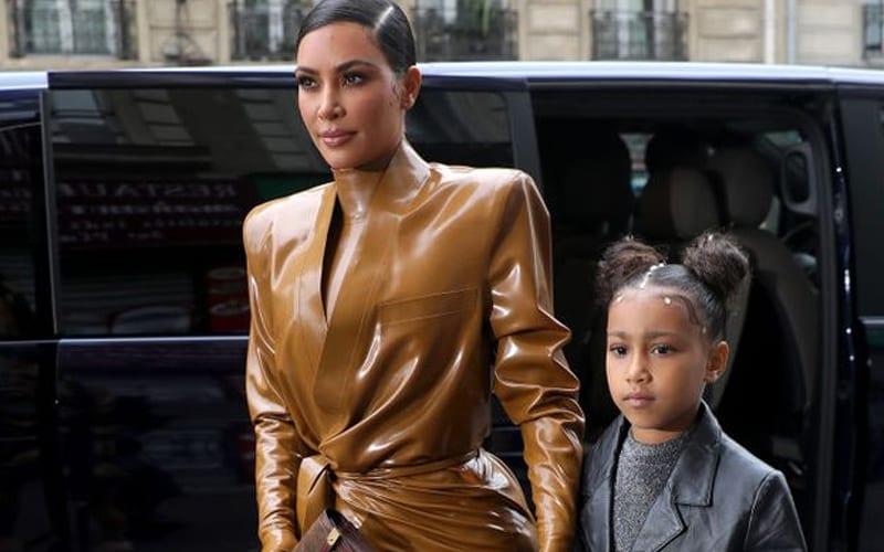 Kim Kardashian Says North West Calls Her House Ugly