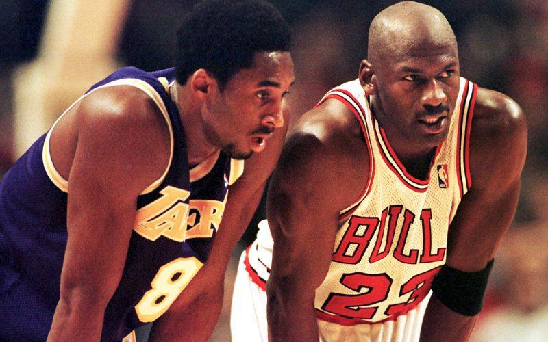 Kobe Bryant Loved Comparisons To Michael Jordan