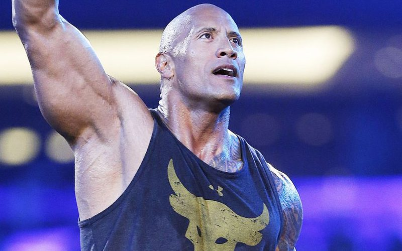 The Rock Expected For WWE Survivor Series