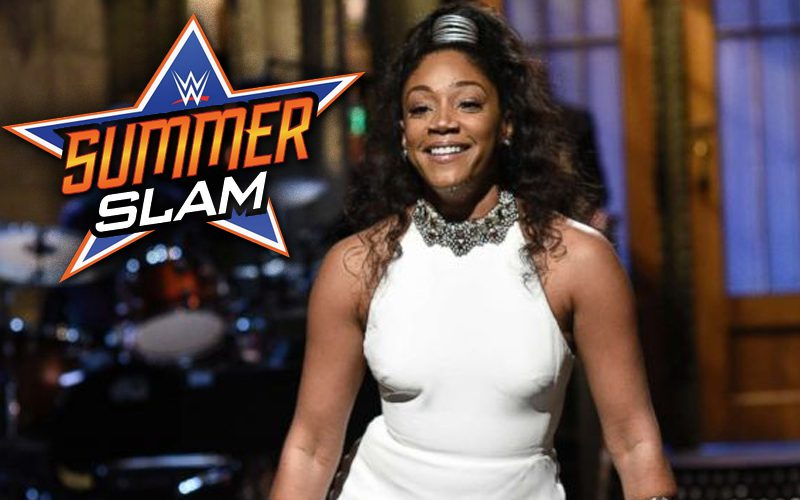 Tiffany Haddish To Host Official WWE SummerSlam After-Party
