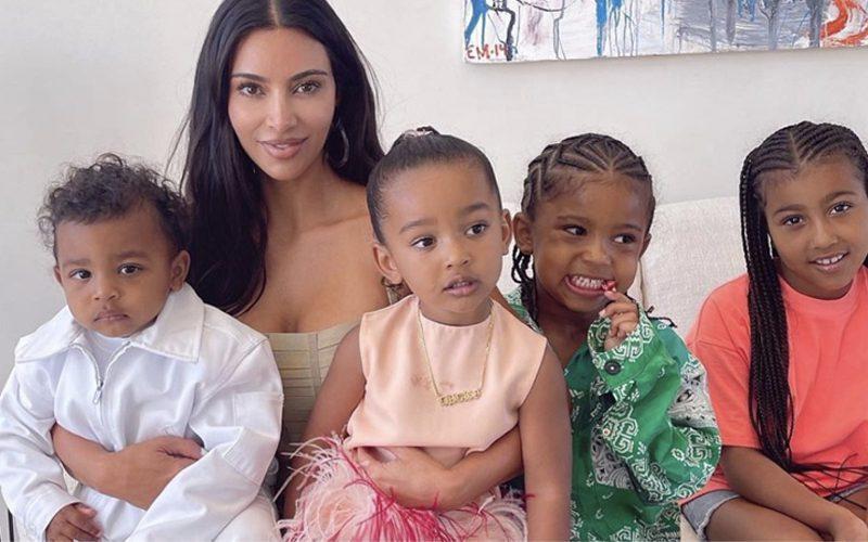 Kim Kardashian Says She's 'Done' Having Children