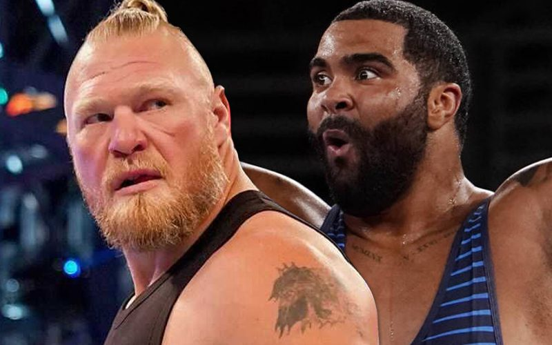 Gable Steveson Admits Brock Lesnar Was A Huge Influence In Signing With WWE