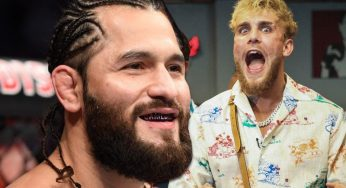 Jorge Masvidal Threatens To Make Jake Paul An Invalid