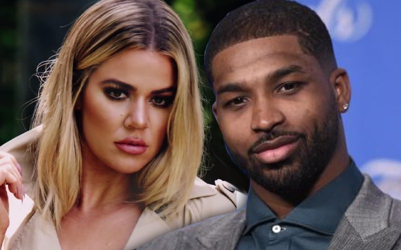 Khloe Kardashian Made 'Conscious Effort' To Stay On Good Terms With Tristan Thompson