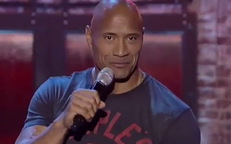 Moving Company Cashes In On The Rock Look-Alike Craze