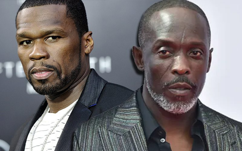 50 Cent Goes After Michael K. Williams With Another Tasteless Joke