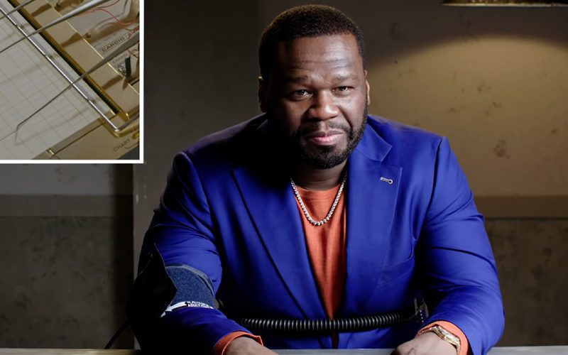 50 Cent Reveals How Much Of His Music Is True In Lie Detector Test