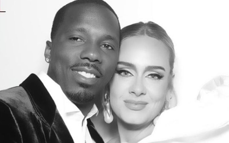 Adele Tells All About Rich Paul Romance