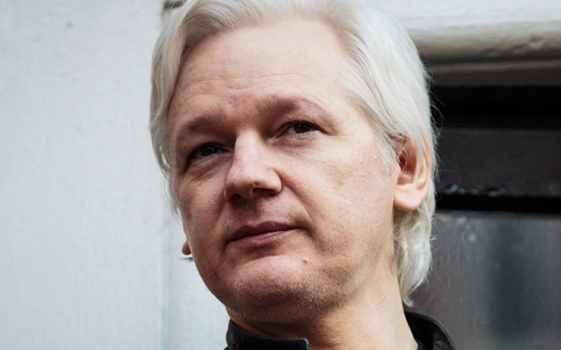 CIA Reportedly Wanted To Kidnap Or Assassinate WikiLeaks Founder Julian Assange