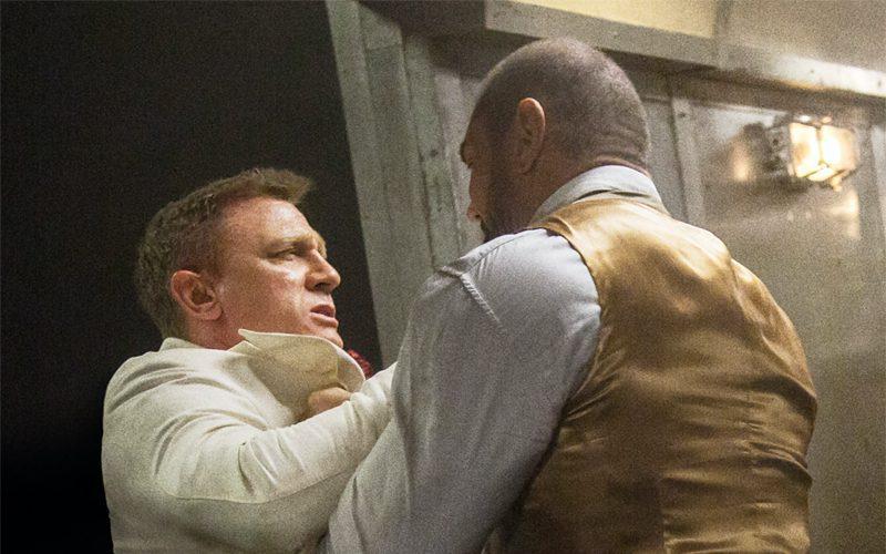 Daniel Craig Started Screaming After He Broke Batista's Nose