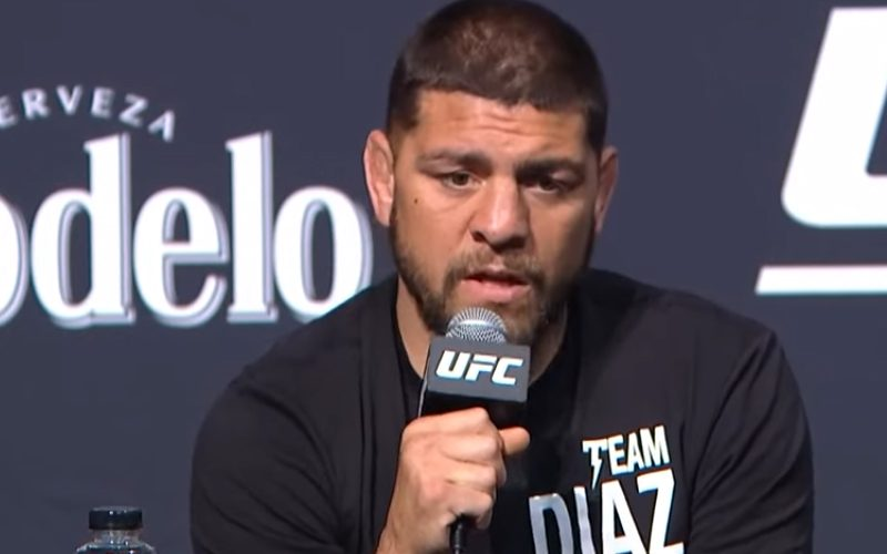Nick Diaz Claims He'll 'Come Right Back' To MMA If He Loses To Robbie Lawler