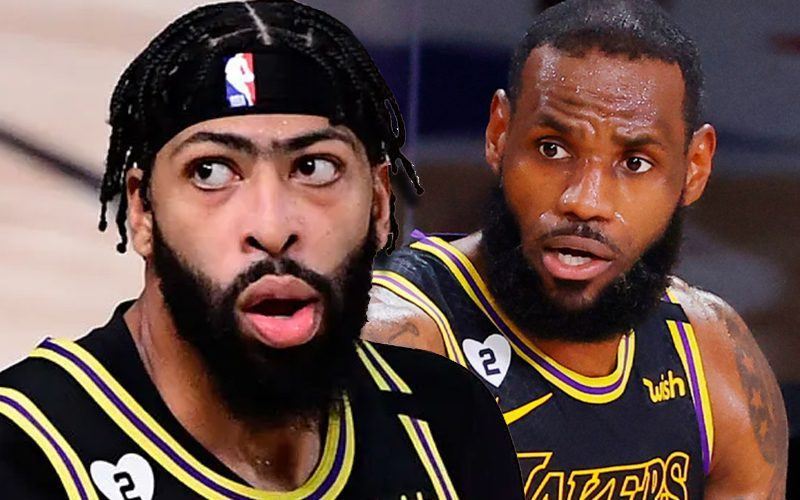 LeBron James Looking Forward To Seeing A 'Very Angry' Anthony Davis