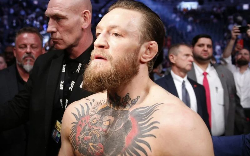 Conor McGregor Hints At Moving To UFC's Welterweight Division