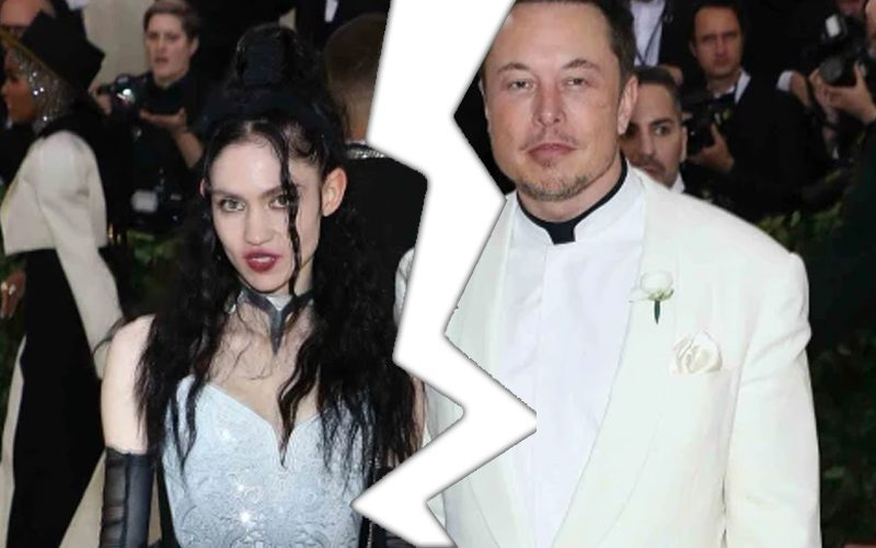 Elon Musk & Grimes Break Up After Three Year Relationship