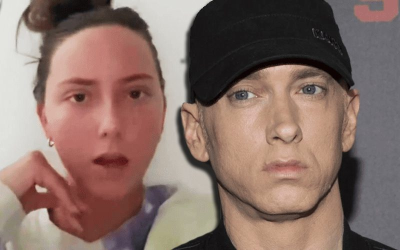 Fans Can't Get Over How Much Hailie Mathers Looks Like Eminem