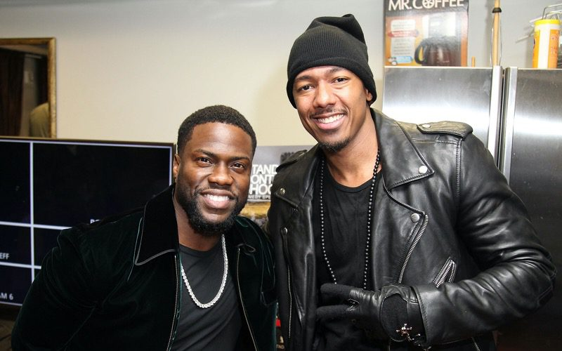 Nick Cannon Pulls Another Epic Prank On Kevin Hart