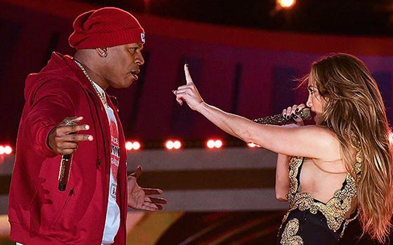 Jennifer Lopez Reunites With Ja Rule & LL Cool J At Central Park Concert