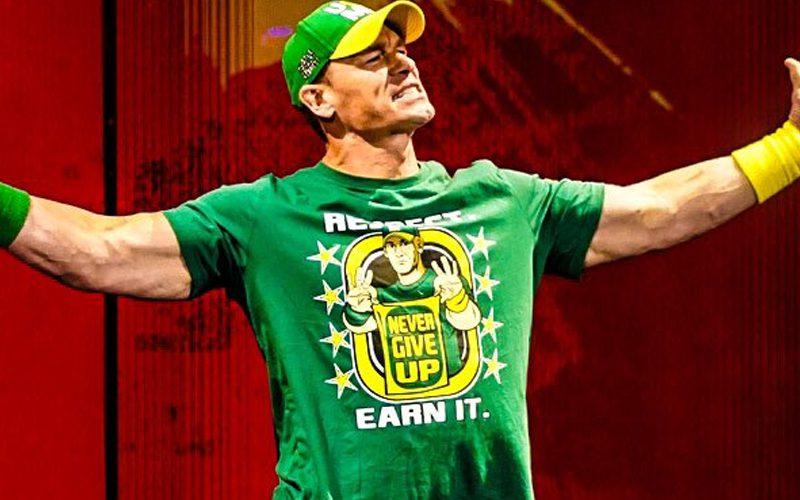 John Cena Talks Unreleased Rap Music