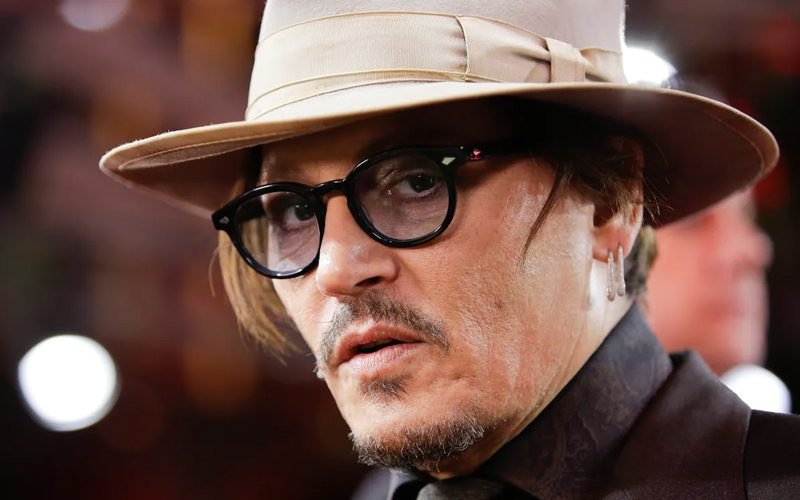 Johnny Depp Rants About Cancel Culture Getting Out Of Hand