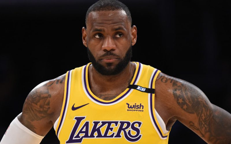 LeBron James Added Lean Muscle To His Physique Amidst Weight Loss Rumors