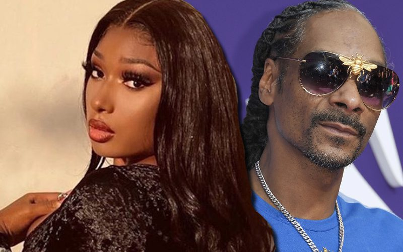 Snoop Dogg & Megan Thee Stallion Involved In 'Addams Family 2' Soundtrack
