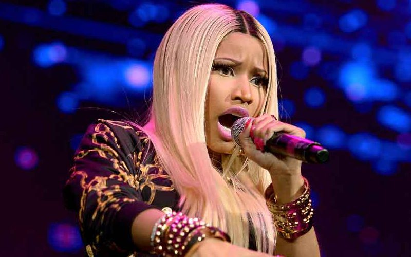 Nicki Minaj Claims She'll Never Go Back On Twitter