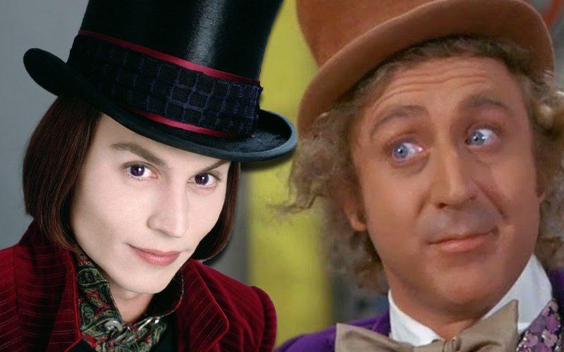 Johnny Depp vs Gene Wilder's 'Willy Wonka' Causes Big Fan Debate
