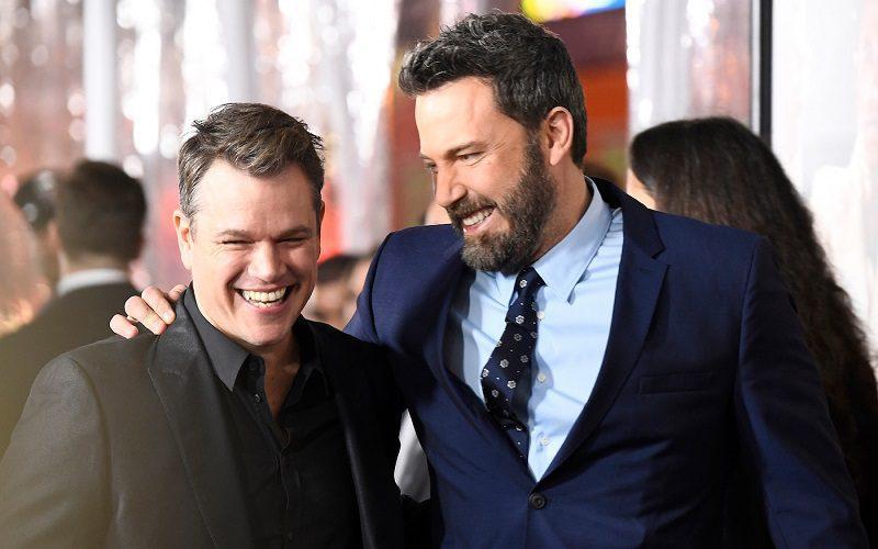 Ben Affleck Kissing Scene With Matt Damon Was Cut From The Last Duel