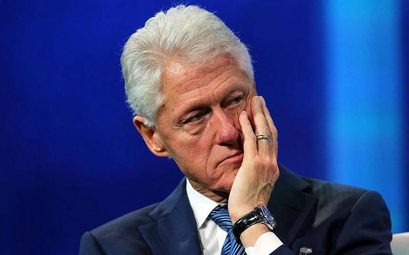 Bill Clinton Admitted To Hospital