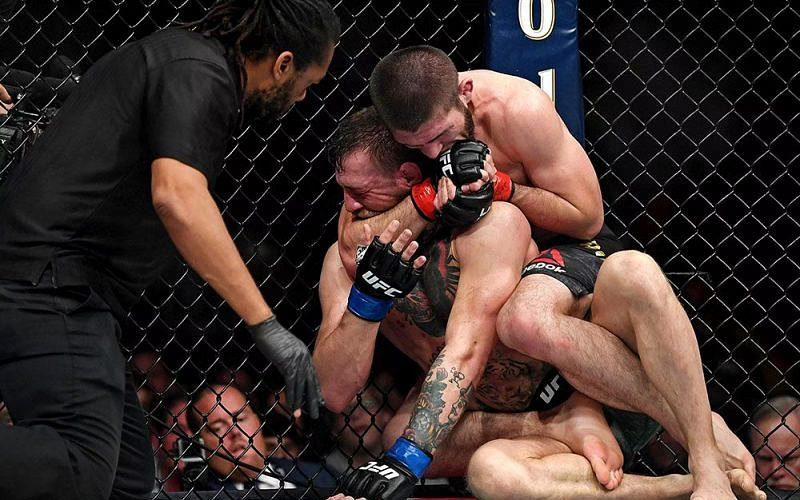 Khabib Nurmagomedov Says Conor McGregor Showed His Weakness