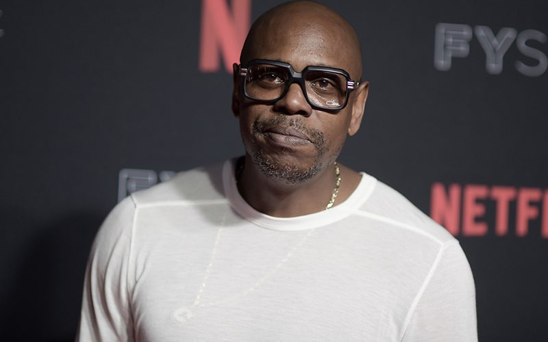 Game Of Thrones Actor Tells Dave Chappelle To Back Off Of The LGBTQ Jokes