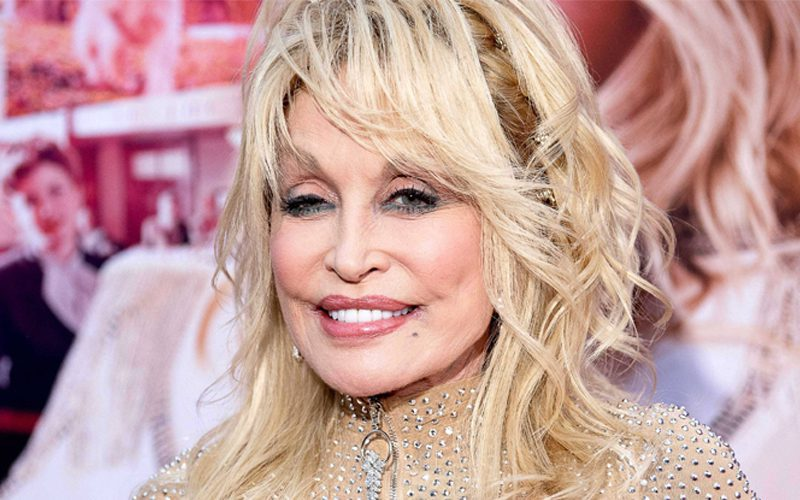 Dolly Parton Tells All About Her Tattoos