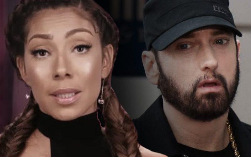 Eminem Getting Labeled As 'Token White Guy' At Super Bowl Lands Bridget Kelly In Hot Water