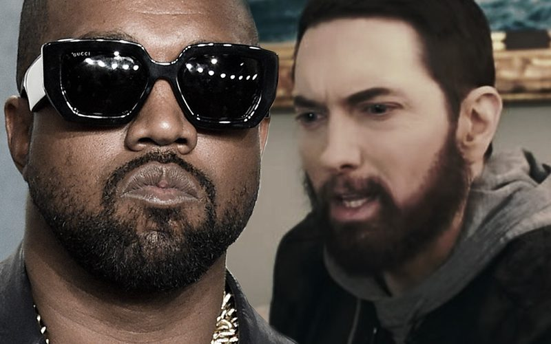 Kanye West Joins Eminem In Highly Prestigious Category Of Artists