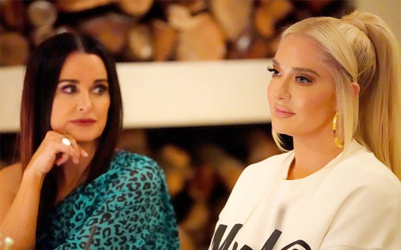 Kyle Richards Says Erika Jayne Had The Hardest Time On Real Housewives Of Beverly Hills Reunion