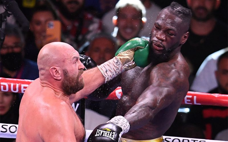 Deontay Wilder Says He's Not Sure What Happened After Getting Knocked Out By Tyson Fury