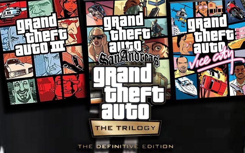 Rockstar Games Announces Grand Theft Auto: The Trilogy – The Definitive Edition