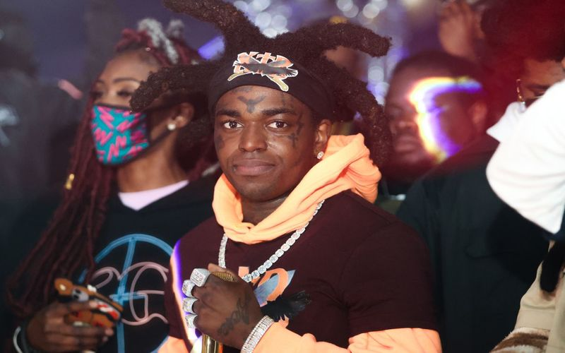 Kodak Black Thanks Fans For Their Concern After Scary Tweets