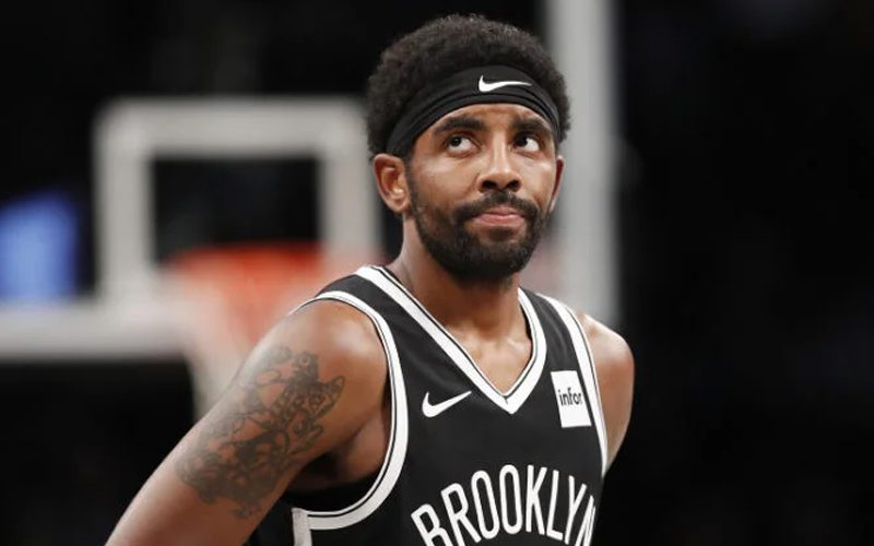 Kyrie Irving Won't Play Or Practice For Nets Until He Gets Vaccinated