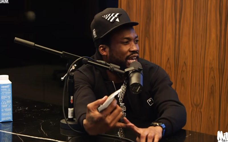Meek Mill Has Brutal Words For Anyone On Pain Pills