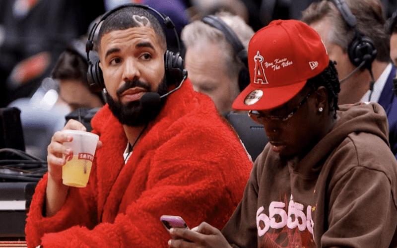 Drake Hijacks Toronto Raptors Broadcast