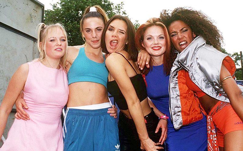 Spice Girls Announce 25th Anniversary Worldwide Tour