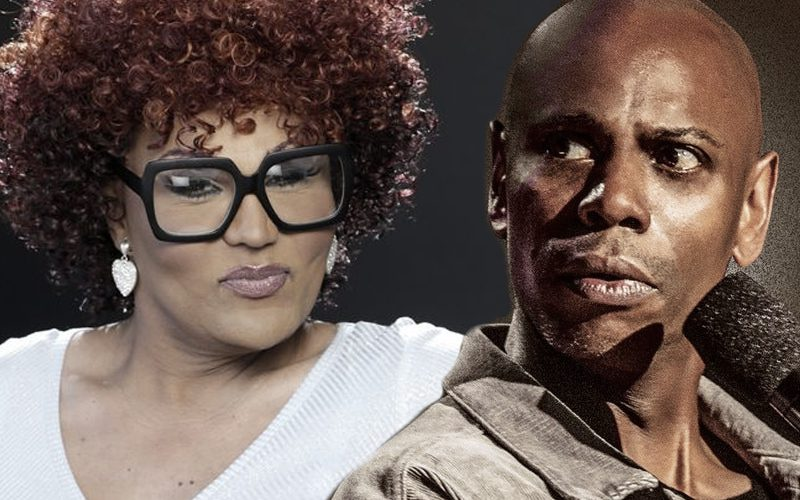 Trans Comedian Flame Monroe Says Dave Chappelle Has The Right To Make Jokes About The Community
