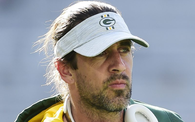 Aaron Rodgers Explains Why He Flirted With Steelers Head Coach Mike Tomlin